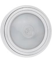 LED osvetlenie s pohybovým čidlom, 4x AAA batérie, samolepiace, okrúhle