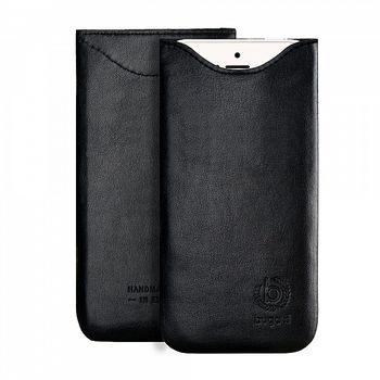 Bugatti SlimFit leather case pro Apple iPhone 6/6S a 7, černá