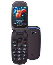 Aligator V400 Dual SIM,černá/modrá