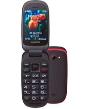 Aligator V400 Dual SIM,černá/červená