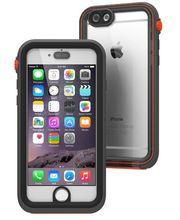 Catalyst vodotěsné pouzdro pro iPhone 6/6S, černo-oranžové